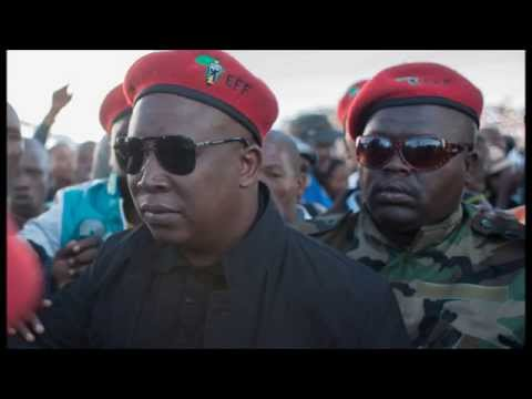 Economic Freedom Fighters - Thupa
