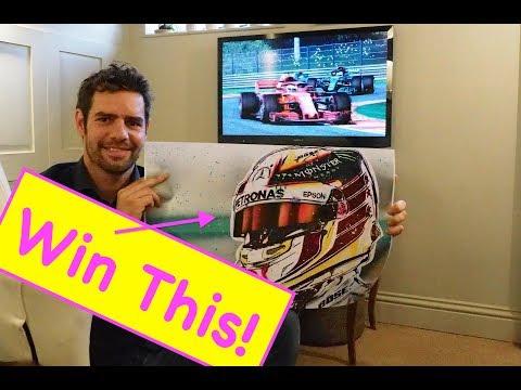 MP247 - F1 Australian GP Preview & Lewis Hamilton Prize Giveaway