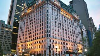 Plaza Hotel New York City - Terrace Suite