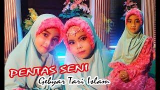 Gelar Tari Islam ❤ Cover Cinta Ayu Rizkia