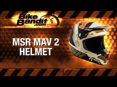 MSR MAV2 Helmet at BikeBandit.com