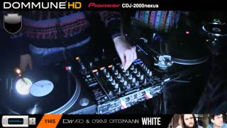Edward & Oskar Offermann Live @ Dommune (Part 1)