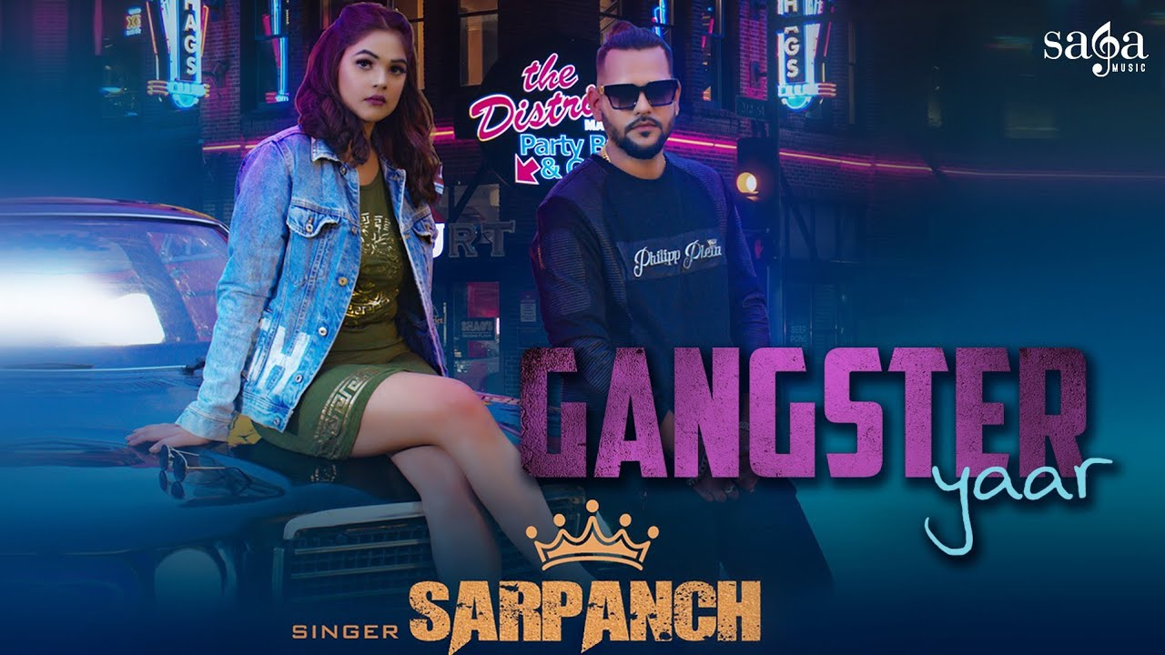 Gangster Yaar (Official Video) | Sarpanch | Latest Haryanvi Songs 2020 | New Song 2020