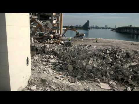 Miami Herald demolition