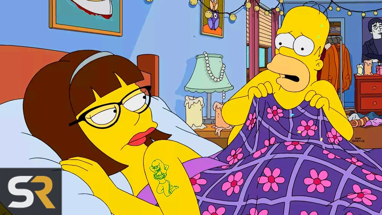 10 Times Marge Should Have Divorced Homer The Simpsons Youtube