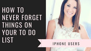 Forgetful!? NOT anymore! Have YOU seen THIS!?