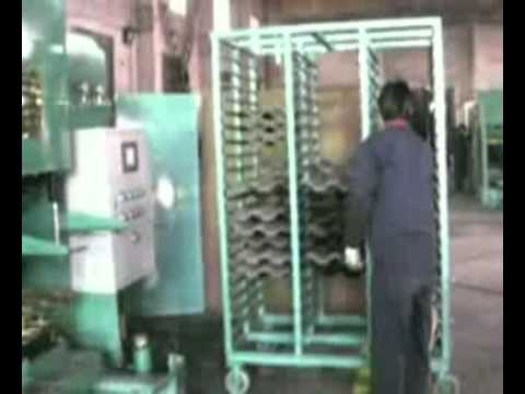 cement roof tile making machine, concrete tile Making Machine south Africa