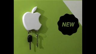 How to Make Apple key holder Magnetic