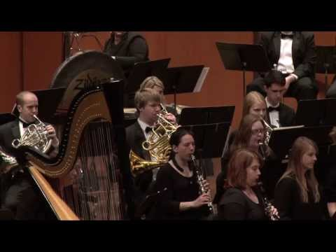 Mackey: Wine-Dark Sea | MSU Wind Symphony