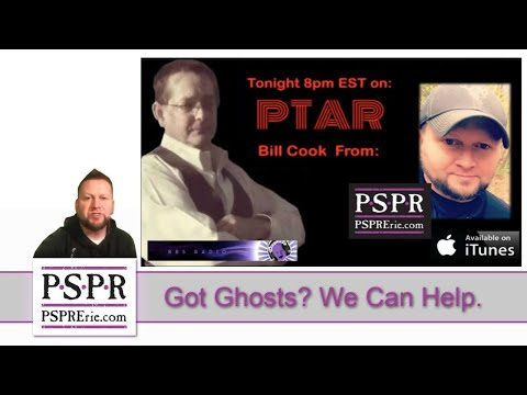 PTAR Radio show Interview with PSPRErie.com Founder Bill Cook