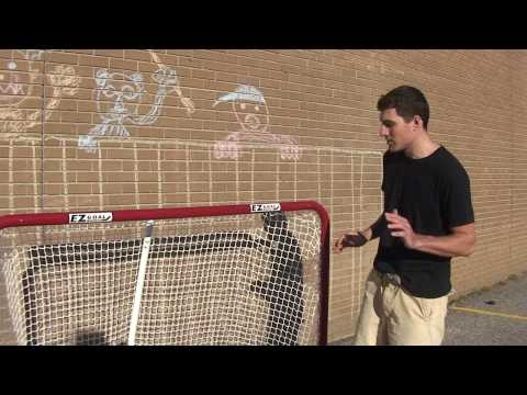EZ Goal Review - Quality, Slapshots, Wrist Shots, Folding And More