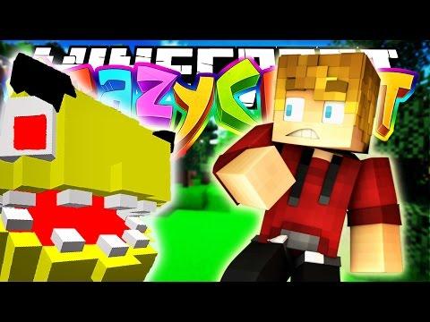 Minecraft Crazy Craft 3.0: KILLER PACMAN? #8
