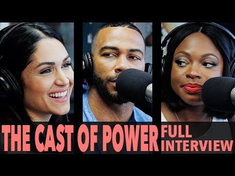 Naturi Naughton, Omari Hardwick & Lela Loren on 'Power' Season 3! (Full Interview) | BigBoyTV