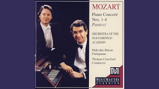 Concerto No. 1 In F Major, K. 37, 2. Andante