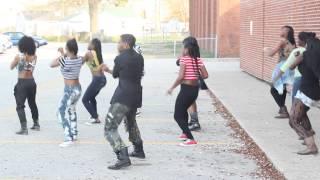 Behind the scenes of High school love video by Faith aka Poopie