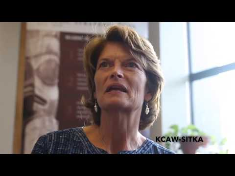 "Murkowski: ""Where the President and I disagree"""