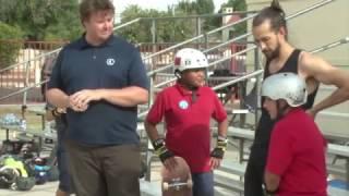 After school program teaches kids how to skateboard   Cronkite News