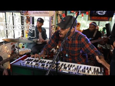 """CORY HENRY AND THE FUNK APOSTLES - """"Trade It All""""(Live at Telluride Jazz 2018) #JAMINTHEVAN"""