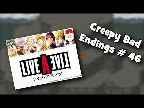 Creepy Bad Endings # 46