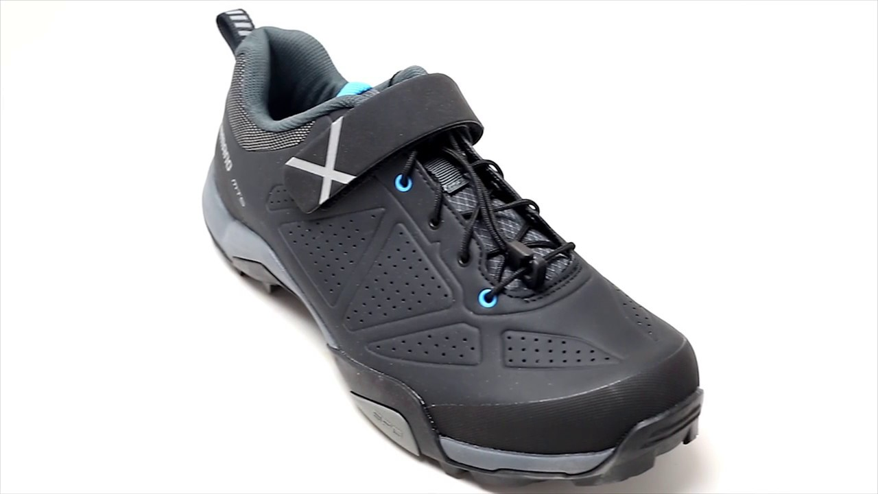1d4118abb1f Shimano MT5 Mountain Touring Shoes Review by Brands Cycle - YouTube