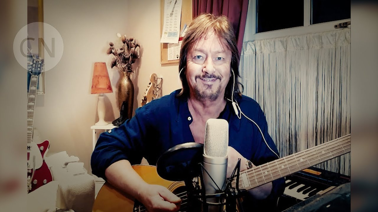 Chris Norman — Give Us A Smile (Brand New Song) #StayHome #WithMe