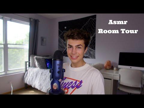 ASMR- Whispered Room Tour