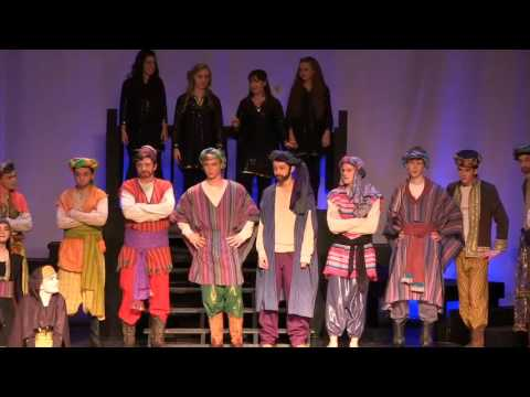 Guerin Catholic's Joseph and the Amazing Technicolor Dreamcoat