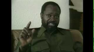 Samora Machel Speech