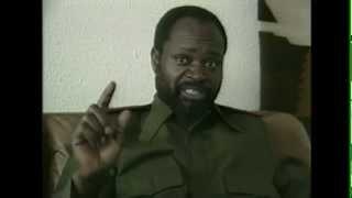 Samora Machel Speech