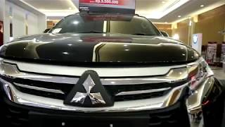 Mitsubishi Pajero Sport Dakar  2018 ,black colour ,Exterior and Interior