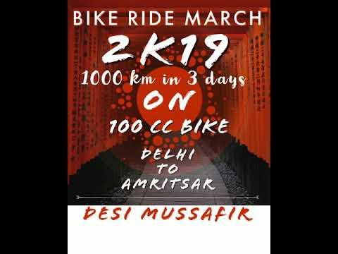 1000 km ride on Hero Cd deluxe 100cc 🏍️