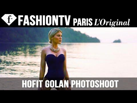Hofit Golan by Igor Fain Series ft. Tom Abang Saufi | Part 2 | FashionTV