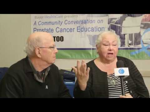 Interview with Howard and Mary Goldman, Prostate Cancer Survivor and His Wife and Caregiver