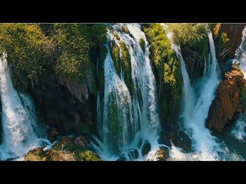 Водопады столовых гор - вся правда перед глазами