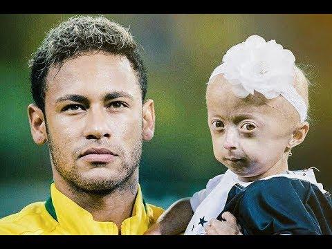 Neymar Jr Emotional Moments ● Beautiful Respect New