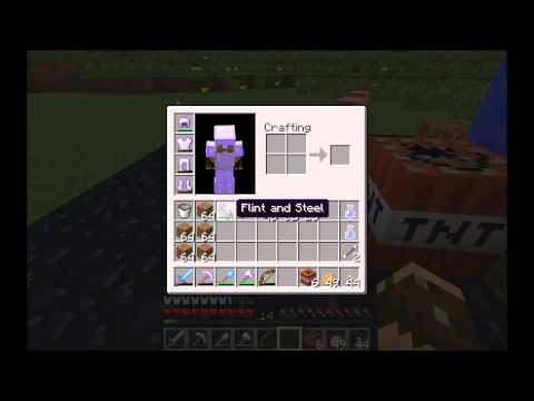 Danske Minecraft Tutorials - E20 TNT