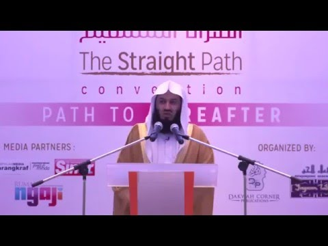 Daughters Are Special By Mufti Ismail Menk November 2015