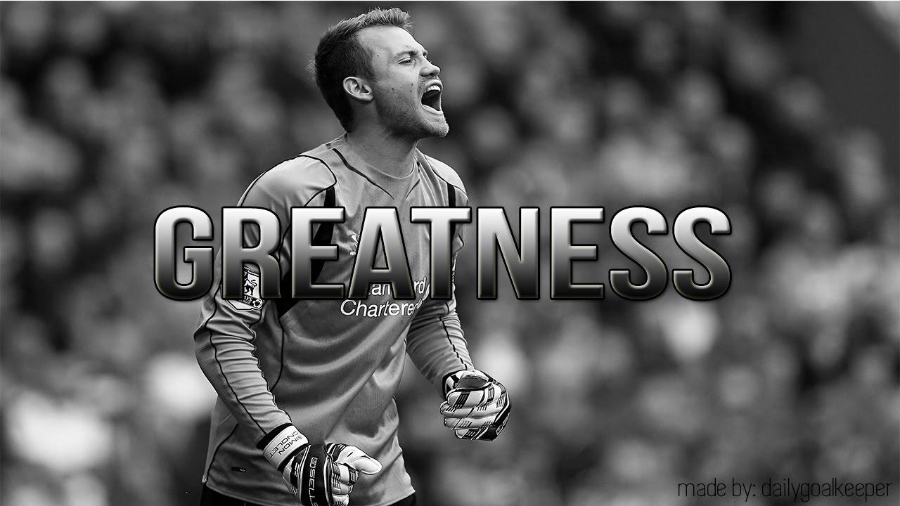 GREATNESS - Goalkeeper Motivation - YouTube