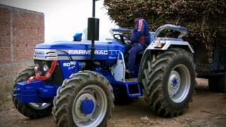 FARMTRAC 6050 4X4 Product Movie