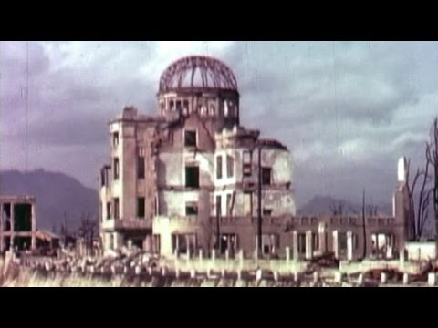 Rare video shows Hiroshima after atomic bomb