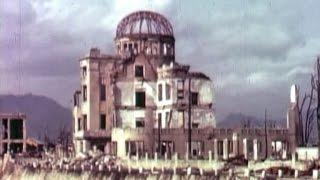 Video Rare video shows Hiroshima after atomic bomb download MP3, 3GP, MP4, WEBM, AVI, FLV Agustus 2018