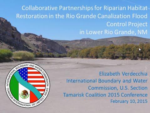 Elizabeth Verdecchia - Collaborative Partnerships in Lower Rio Grande