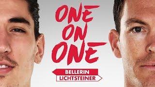 EXCLUSIVE: Bellerin & Lichtsteiner | One on One