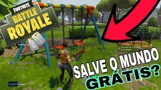 Urgent!! SAVE THE FREE WORLD FOR ALL FORTNITE PLAYERS! Is?