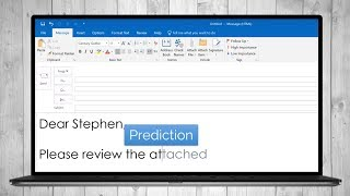 Lightkey AI-Powered Text Prediction In Action (Free Software for Windows)