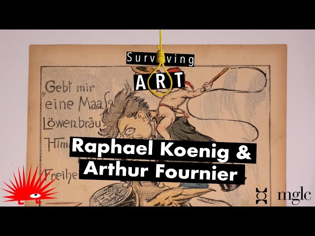 Arthur Fournier & Raphael Koenig - Exhibition Overview