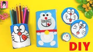 DIY Doraemon  BACK TO SCHOOL SUPPLIES 2018!