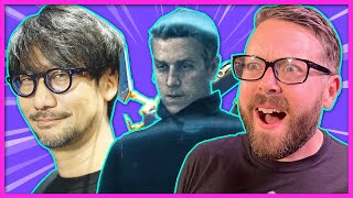 Death Stranding! Gamescom Opening Night Live 2019 - Kinda Funny Live Reactions
