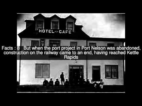 Hudson Bay Railway (1910) Top  #13 Facts