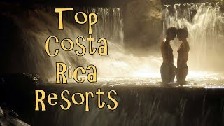 Costa Rica Volcano Hot Spring Spa Resort